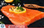 Nên chọn ăn loại cá nào để cải thiện sức khỏe nam giới ?