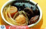 Những món ăn bài thuốc từ hải sâm tốt cho phái mạnh