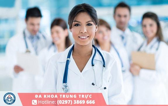 Đội ngũ y bác sĩ tại Đa Khoa Trung Trực là những chuyên gia giàu kinh nghiệm