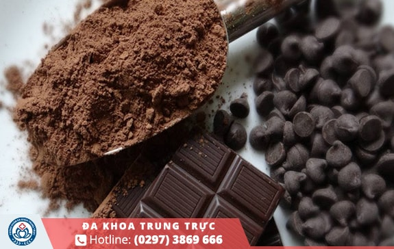 Cacao và chocolate đen giúp bơm máu đến cậu bé nhanh chóng