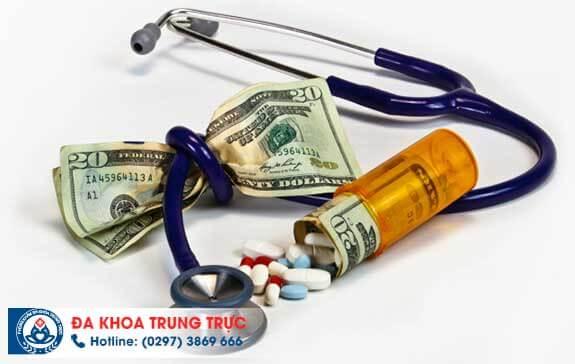 Chi phí xét nghiệm và chữa khỏi bệnh giang mai khoảng bao nhiêu?