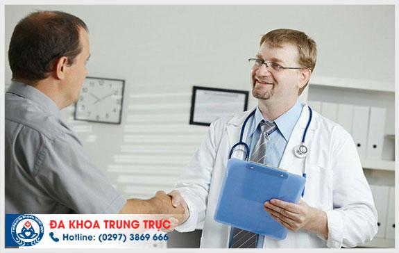 chinh hinh duong vat an toan tai Da khoa Trung Truc