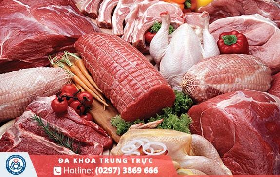 Nam giới nên bổ sung các loại thịt