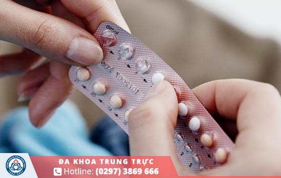 Phương pháp nội khoa dùng thuốc áp dụng cho những khối polyp nhỏ