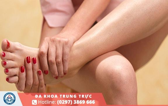 Ngày 24 trong chu kỳ kinh nguyệt thì nữ giới khá nhạy cảm với đau nhức