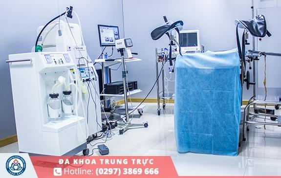 Điều trị cắt bao quy đầu uy tín tại Đa Khoa Trung Trực