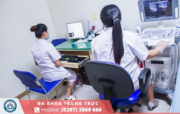 Chữa trị bệnh phụ khoa chất lượng ở Đa Khoa Trung Trực