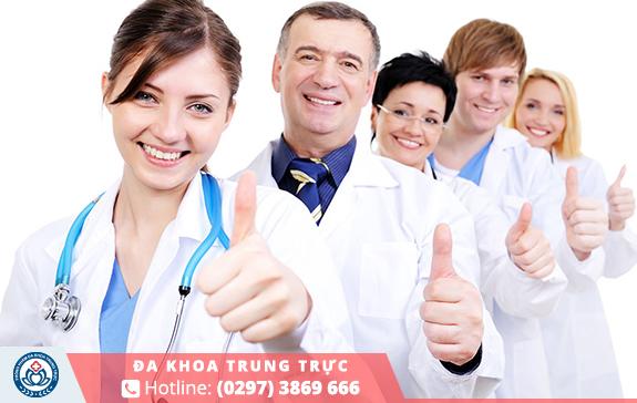 Điều trị bệnh trĩ hiệu quả và chất lượng tại Phòng Khám Đa Khoa Trung Trực