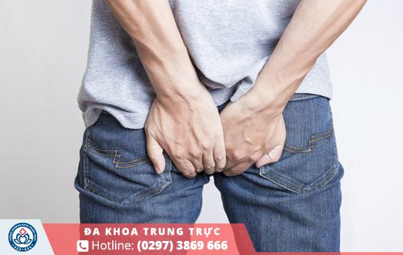 Bệnh trĩ là nguyên nhân phổ biến gây ngứa hậu môn