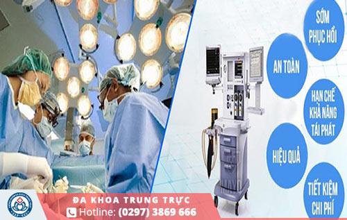 Luôn áp dụng phương pháp tiên tiến giúp quá trình chữa bệnh đạt hiệu quả cao