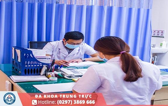 Điều trị viêm bao quy đầu chất lượng tại Đa Khoa Trung Trực