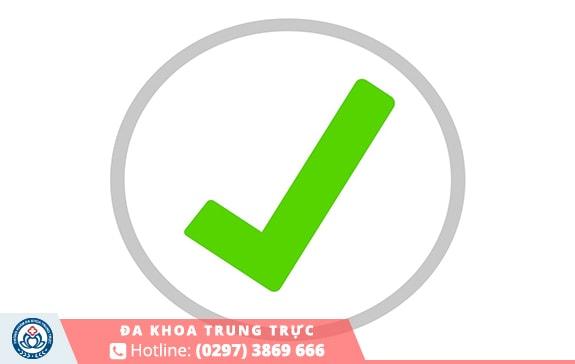 Một phòng khám uy tín phải được cấp giấy phép hoạt động
