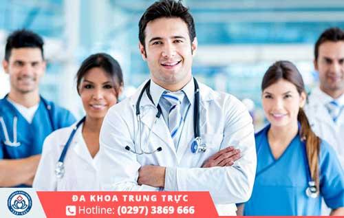 Điều trị viêm lộ tuyến tử cung hiệu quả tại Phòng Khám Đa Khoa TPHCM Kiên Giang