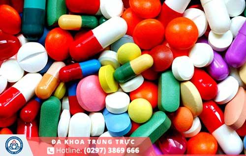 Thuốc dạng uống cũng là loại được lựa chọn phổ biến hiện nay
