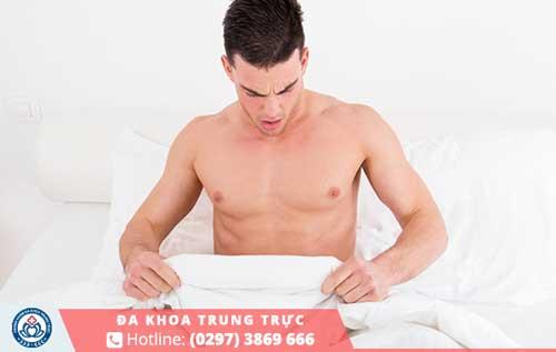 Hỏi đáp dài bao quy đầu ở nam giới dễ gây xuất tinh sớm