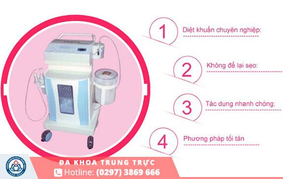 Phương pháp điều trị viêm âm đạo tại Trung Trực
