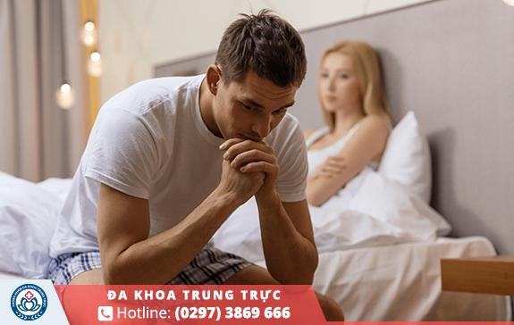 Nguyên nhân gây ra bệnh mộng tinh ở nam giới