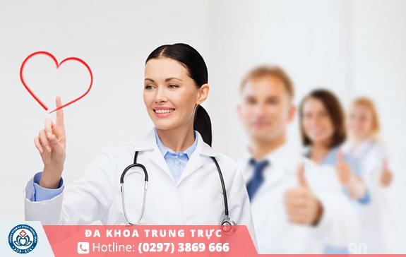 Điều trị bệnh huyết trắng bất thường an toàn tại Đa Khoa Trung Trực