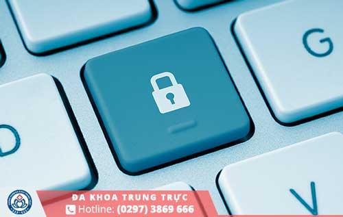 Mọi thông tin chi tiết của sản phụ đều được bảo mật an ninh và chặt chẽ