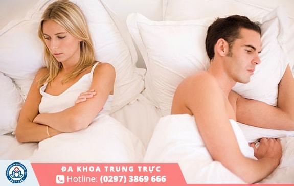 Xuất tinh sớm là thủ phạm khiến nhiều cặp đôi phải rạn nứt