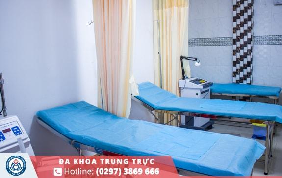 Cơ sở vật chất phòng khám bệnh xã hội Rạch Gi