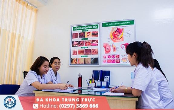 Chữa bệnh trĩ chất lượng tại Phòng Khám Đa Khoa Trung Trực