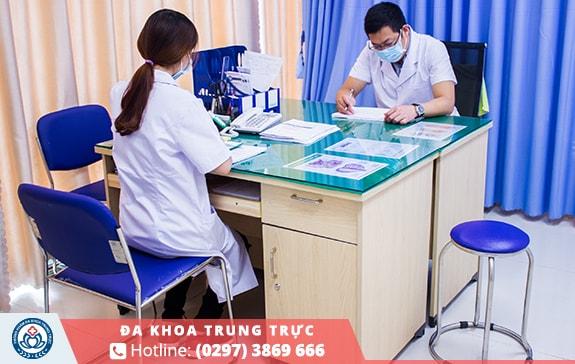 Điều trị xuất tinh nhanh an toàn tại Đa Khoa Trung Trực