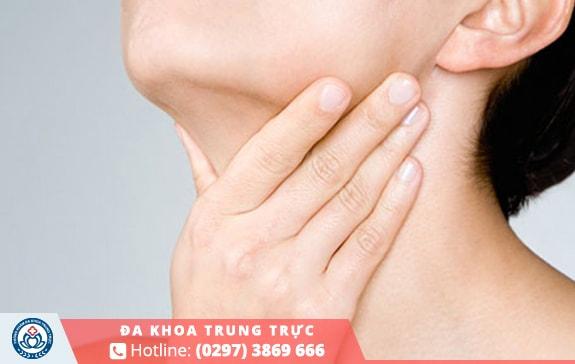 Rối loạn tuyến giáp gây ảnh hưởng đến quá trình trao đổi chất