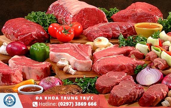 Nên ăn nhiều chất sắt thay cho đồ chiên rán