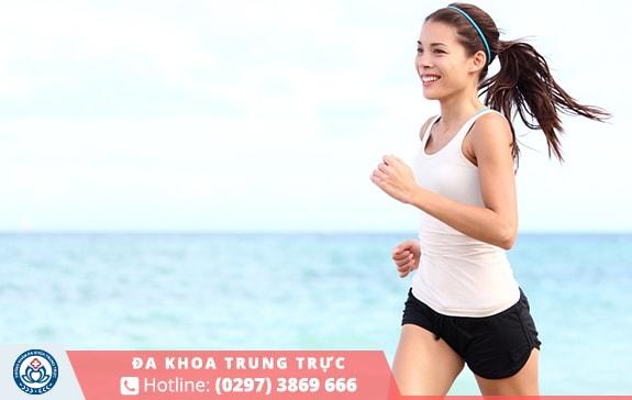 Điều hòa nội tiết tố bằng cách tập luyện thể dục