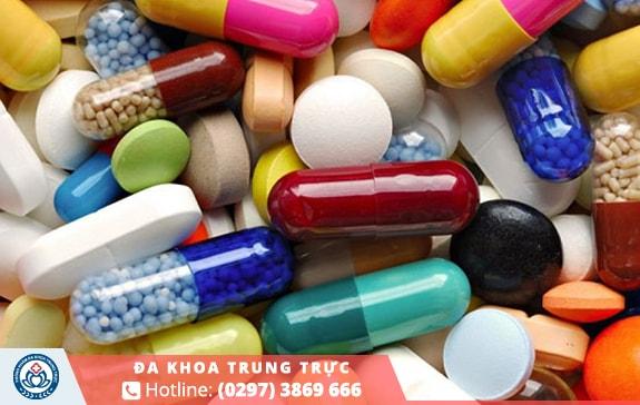 Các loại thuốc làm rối loạn chu kỳ kinh nguyệt