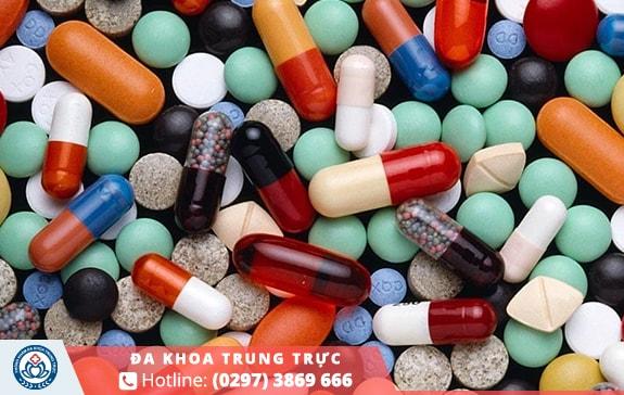 Thuốc phá thai gấy rối loạn nội tiết tố