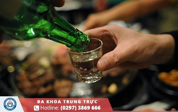 Rượu, bia, thuốc lá gây rối loạn nội tiết tố