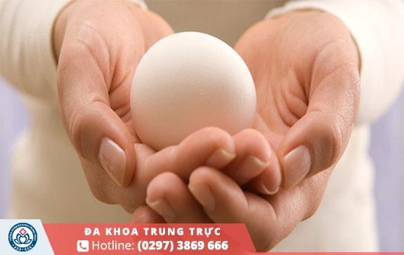 Mỗi nang buồng trứng sẽ sản sinh ra 1 trứng trong mỗi tháng