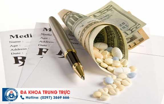 Chi phí cắt Polyp cổ tử cung khoảng bao nhiêu tiền tỉnh Kiên Giang?