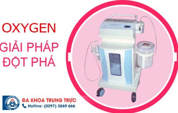 oxygen - phuong phap dieu tri benh ly co tu cung hieu qua