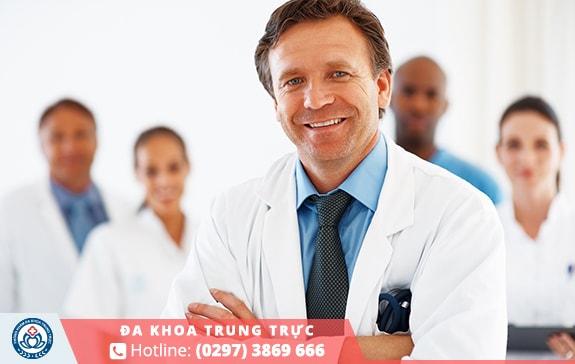 Điều trị bệnh lý nam khoa hiệu quả tại Đa Khoa Trung Trực