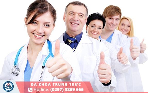 Điều trị bệnh trĩ hiệu quả và an toàn tại Đa Khoa Trung Trực