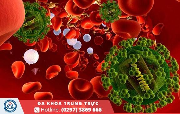 Bệnh trĩ có thể gây biến chứng thiếu máu và nhiễm trùng máu
