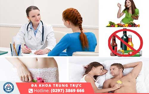 Đâu là phương pháp phòng tránh viêm âm đạo ở nữ giới